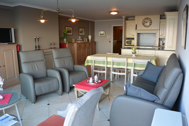 Belgique : locationde vacances -Appartement au prixde 0€ -(978562)