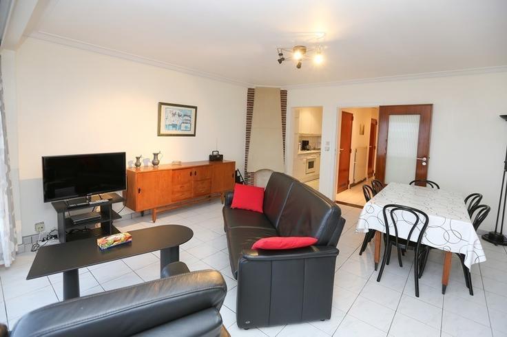 Belgique : vakantiewoning- Appartement voor0€ - (1000870)