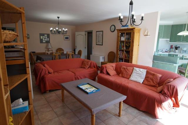 Belgique : locationde vacances -Appartement au prixde 0€ -(2279012)