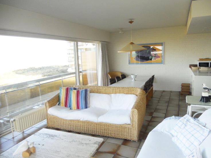 Belgique : locationde vacances -Appartement au prixde 0€ -(2511995)