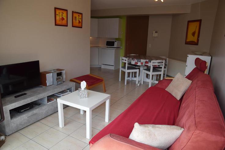 Belgique : locationde vacances -Appartement au prixde 0€ -(2577131)