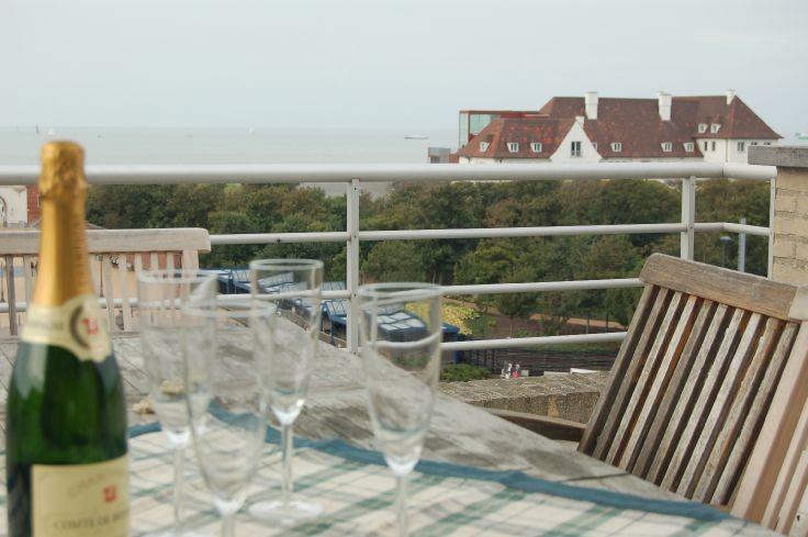 Belgique : vakantiewoning- Duplex voor0€ - (3151633)