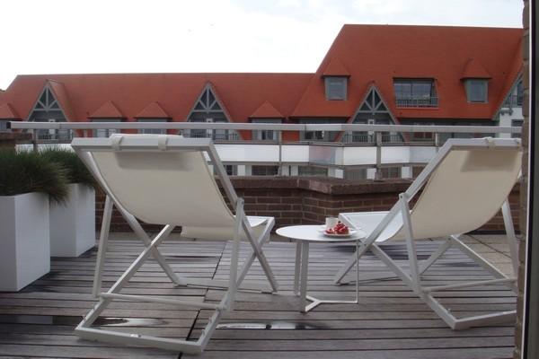 Belgique : vakantiewoning- Penthouse voor0€ - (3212128)