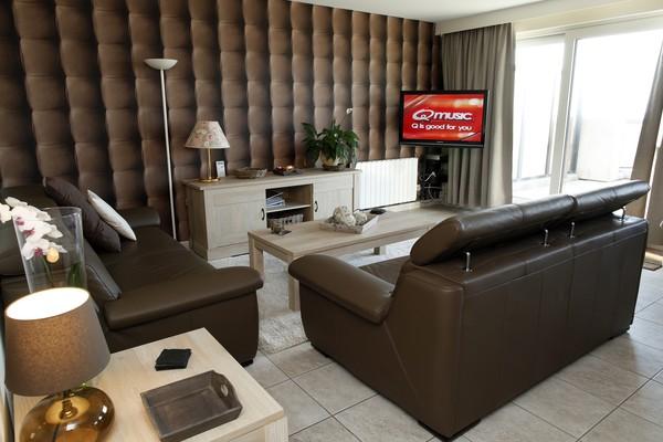 Belgique : vakantiewoning- Penthouse voor0€ - (3507930)