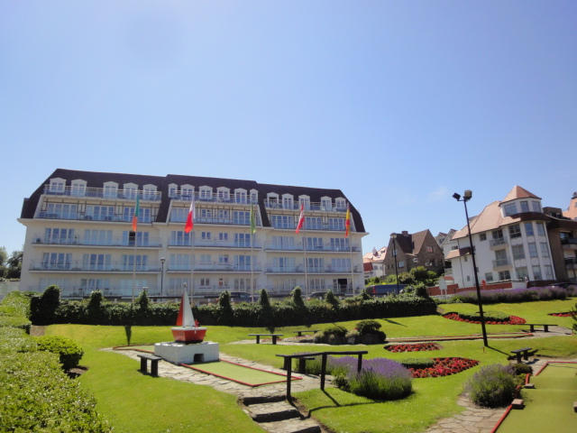 Belgique : locationde vacances -Appartement au prixde 0€ -(3616332)
