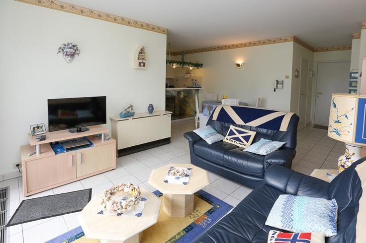 Belgique : locationde vacances -Appartement au prixde 0€ -(3741769)