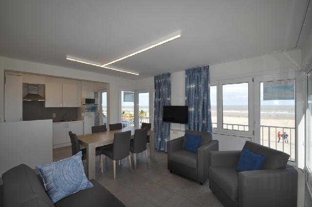 Belgique : locationde vacances -Appartement au prixde 0€ -(3877435)