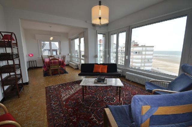 Belgique : locationde vacances -Appartement au prixde 0€ -(3877455)