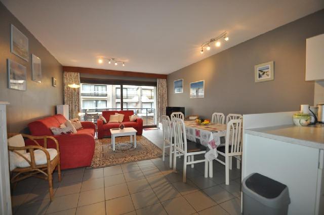 Belgique : locationde vacances -Appartement au prixde 0€ -(3877457)