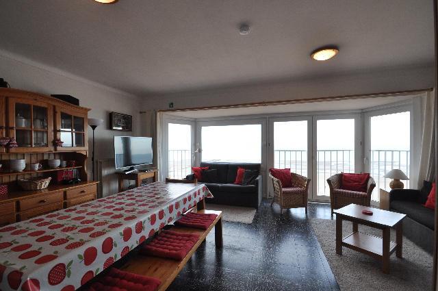 Belgique : locationde vacances -Appartement au prixde 0€ -(3877507)