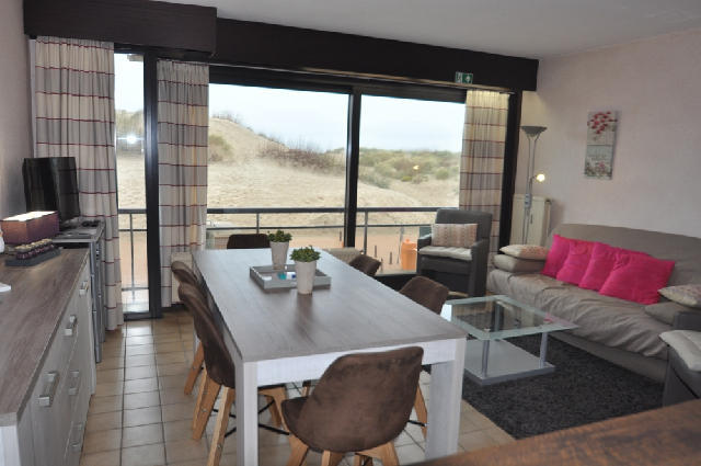 Belgique : locationde vacances -Appartement au prixde 0€ -(3877519)