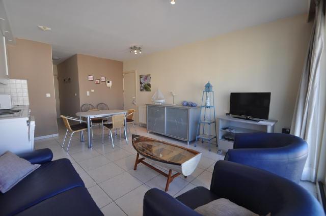 Belgique : locationde vacances -Appartement au prixde 0€ -(3877535)