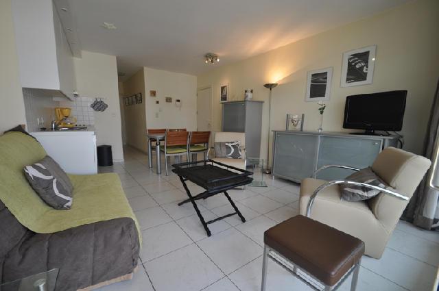 Belgique : vakantiewoning- Appartement voor0€ - (3877542)