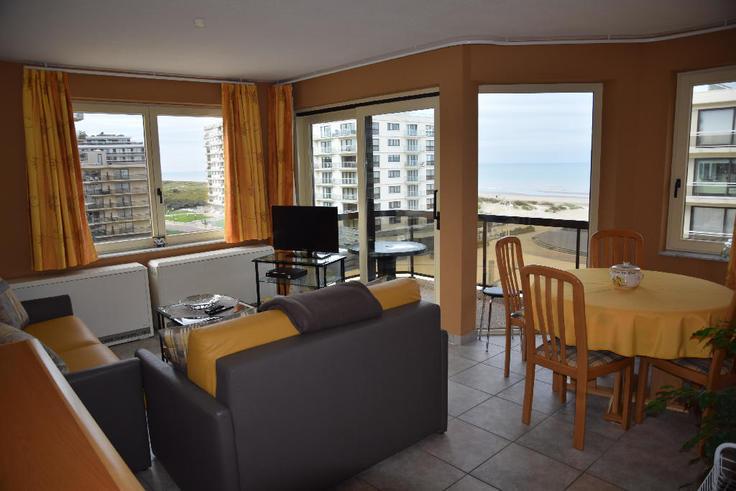 Belgique : locationde vacances -Appartement au prixde 0€ -(4116068)