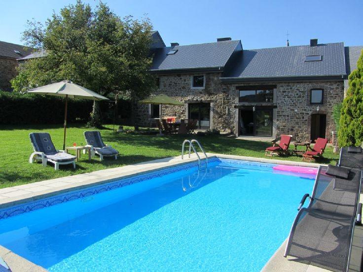 Location maison vacances belgique piscine ventana blog for Location maison piscine alsace