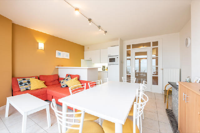 Belgique : locationde vacances -Appartement au prixde 0€ -(4123428)