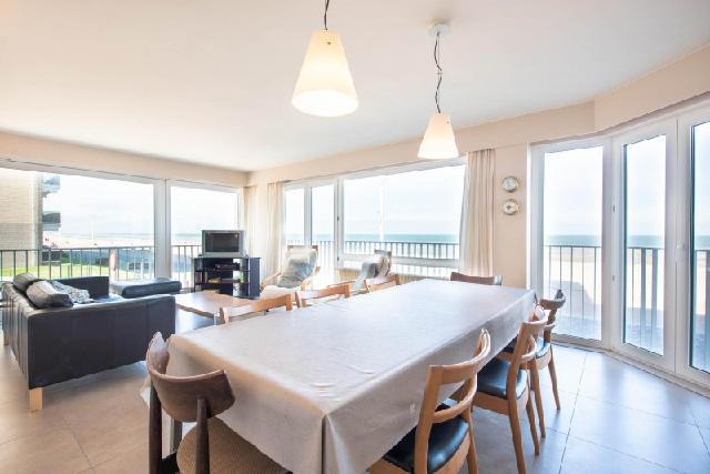 Belgique : locationde vacances -Appartement au prixde 0€ -(4123433)