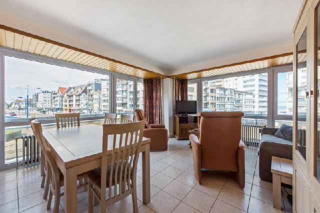 Belgique : locationde vacances -Appartement au prixde 0€ -(4123470)