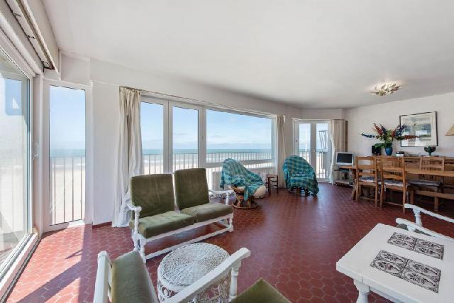 Belgique : locationde vacances -Appartement au prixde 0€ -(4123478)