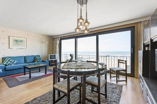 Belgique : locationde vacances -Appartement au prixde 0€ -(4123484)