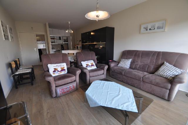 Belgique : vakantiewoning- Appartement voor0€ - (4158769)
