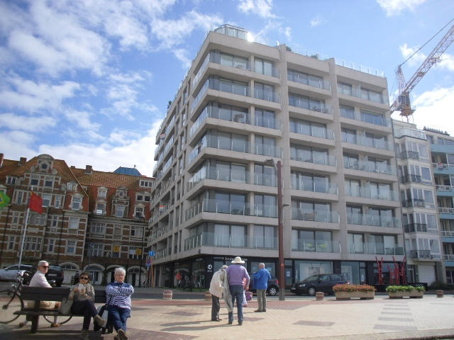 Belgique : locationde vacances -Appartement au prixde 0€ -(4676403)