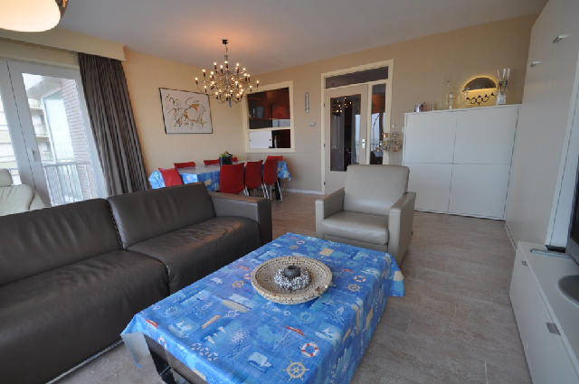 Belgique : vakantiewoning- Appartement voor0€ - (4776785)