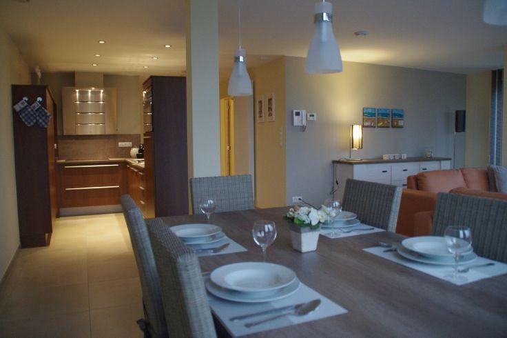 Belgique : locationde vacances -Appartement au prixde 0€ -(4880154)