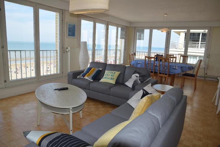 Belgique : locationde vacances -Appartement au prixde 0€ -(4980708)
