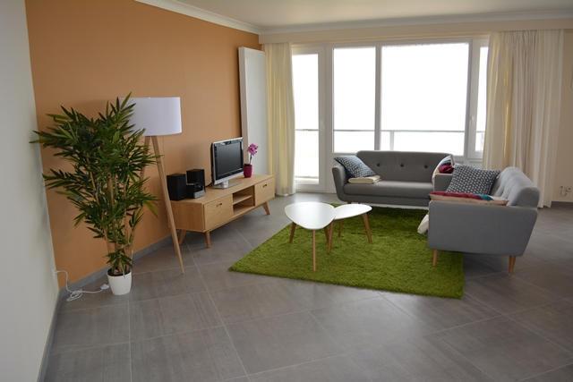 Belgique : locationde vacances -Appartement au prixde 0€ -(5277969)