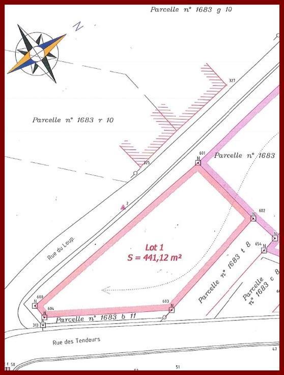 Building land tekoop te Amayvoor 45.000 €- (5610245)