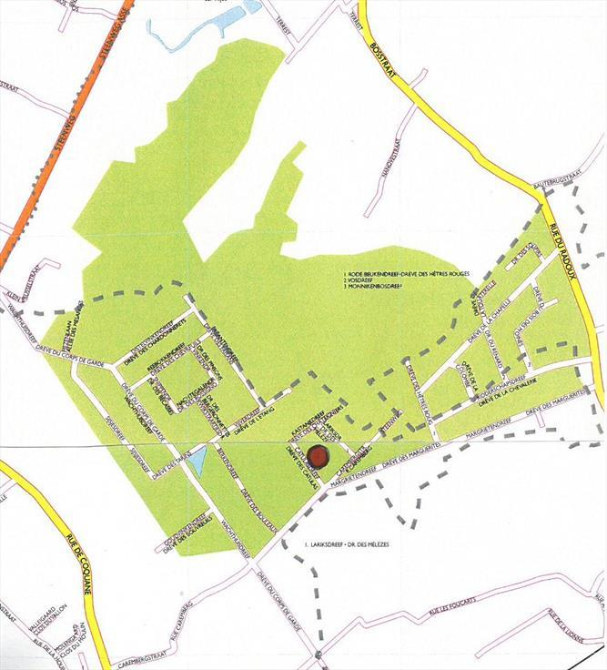 Terrain à bâtirà vendre àPetit-Enghien au prixde 285.000 €- (5614712)