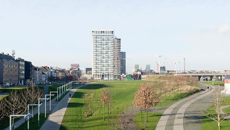 Emplacement intérieur tehuur te Antwerpen6 voor 100€ - (5687188)