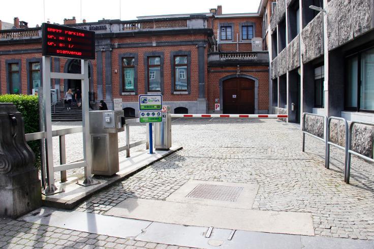 Emplacement extérieur àlouer à Namurau prix de50 € -(5899166)