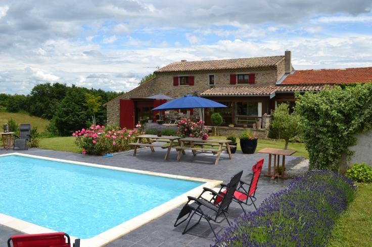 Maison Avec Piscine En Ardèche À Séchéras - Tournon-Sur-Rhône