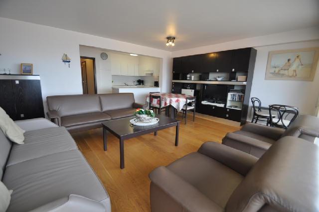 Belgique : locationde vacances -Appartement au prixde 0€ -(6258139)