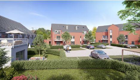 Projet immobilier àvendre à Obourgau prix de181.000 à 184.000€ - (6358013)