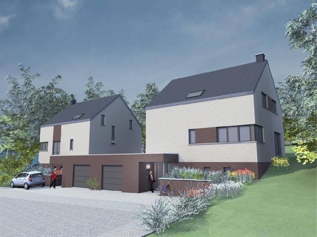 Projet immobilier de4 façades àvendre à Theuxau prix de259.200 à 281.000€ - (6377462)
