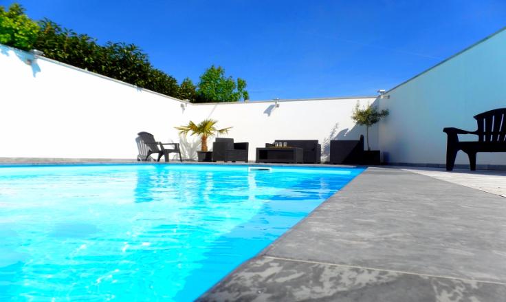 villa bord de mer avec piscine chauffe classe bourcefranc le chapus immoweb ref6398772