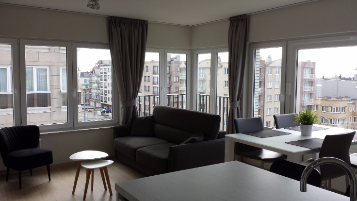 Belgique : locationde vacances -Appartement au prixde 0€ -(6401986)