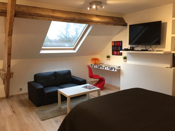 Flat studio louer cp 1050 ixelles et entit s for Recherche studio