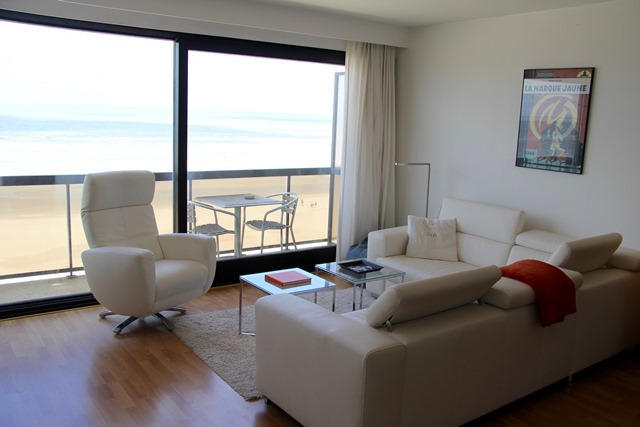 Belgique : locationde vacances -Appartement au prixde 0€ -(6586424)