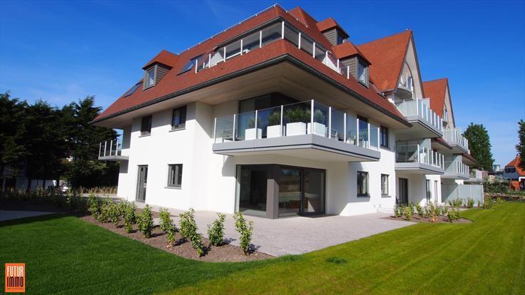 Appartement van 2gevels te koopte Sint-Idesbald voor435.000 € -(6638096)
