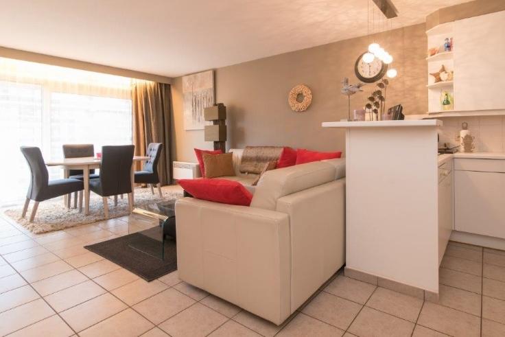 Belgique : vakantiewoning- Appartement voor0€ - (6652459)