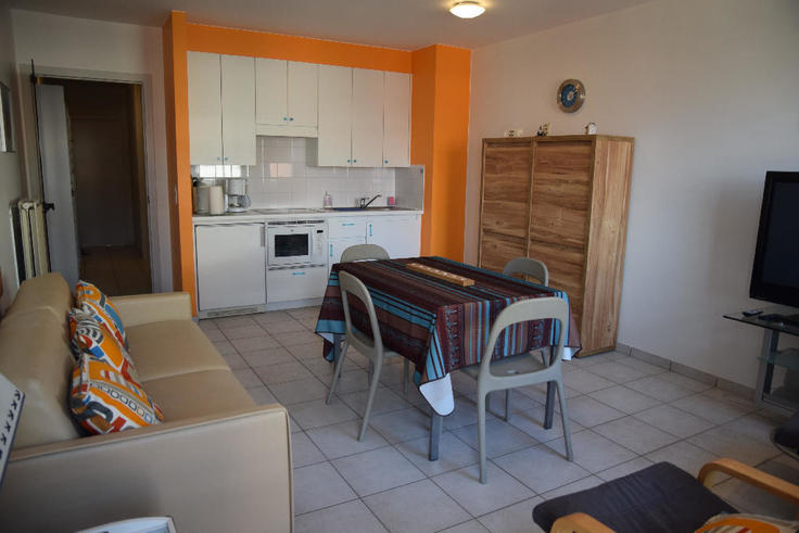 Belgique : vakantiewoning- Appartement voor0€ - (6698843)