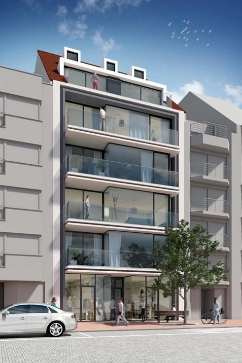 Projet immobilier àvendre à Knokkeau prix de435.000 à 895.000€ - (6764558)