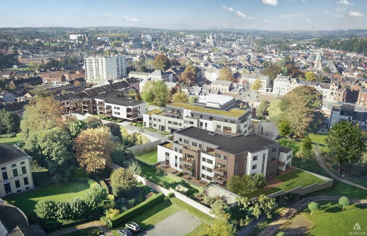 Projet immobilier tekoop te Nivellesvoor 206.500 à334.000 € -(6770449)