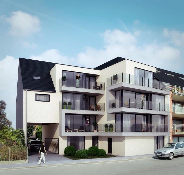 Projet immobilier àvendre à Ostendeau prix de150.000 à 270.000€ - (6927723)