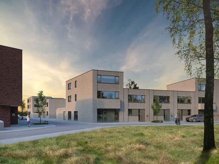 Projet immobilier tekoop te Deurnevoor 169.797 à250.666 € -(6942234)