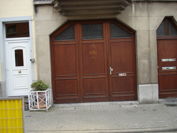 Entrep t louer bruxelles province for Entrepot garage a louer